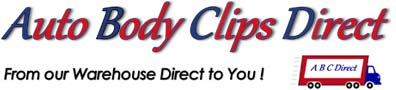 Auto Body Clips Direct