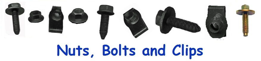 Nuts Bolts & Clips Archives - Auto Body Clips Direct